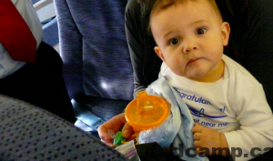Tips For Babies On A Plane