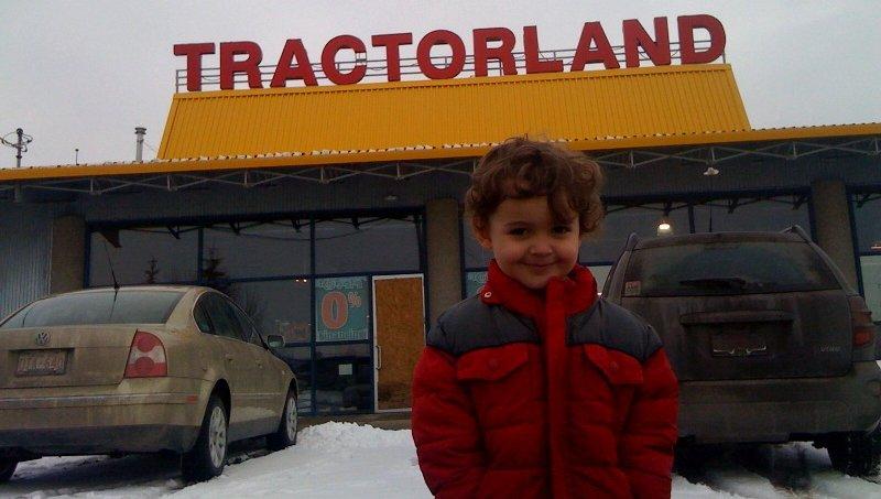 Tractorland