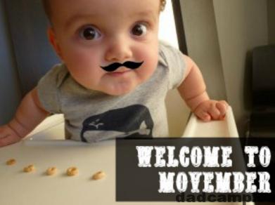 baby moustache clip art