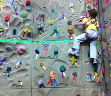 8 climb
