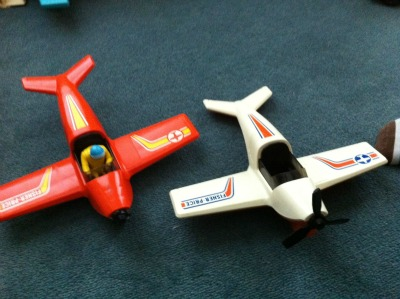 Fisher Price Daredevil Sport Planes