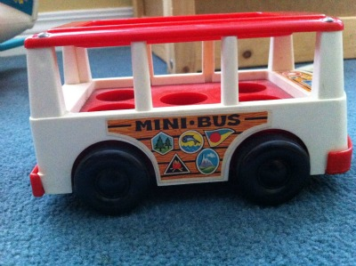 Fisher Price Mini Bus