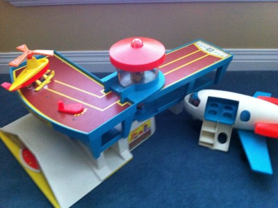 Fisher Price Play Airport