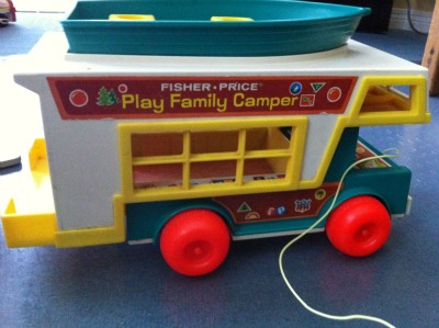 Fisher Price Play Camper