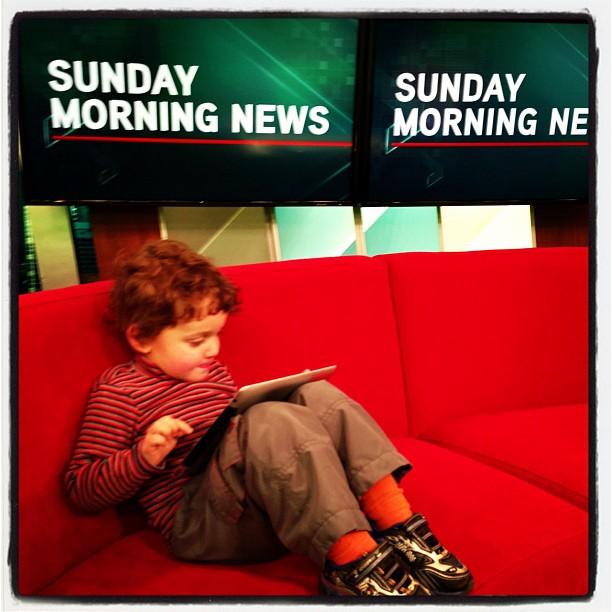 Charlie  on Global TV