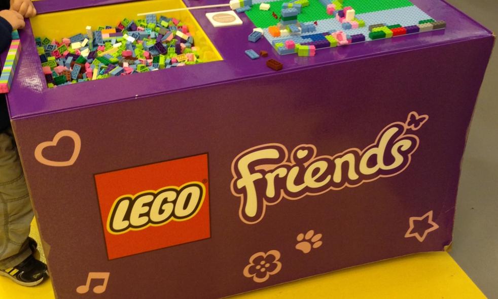 lego friends pink purple for girls
