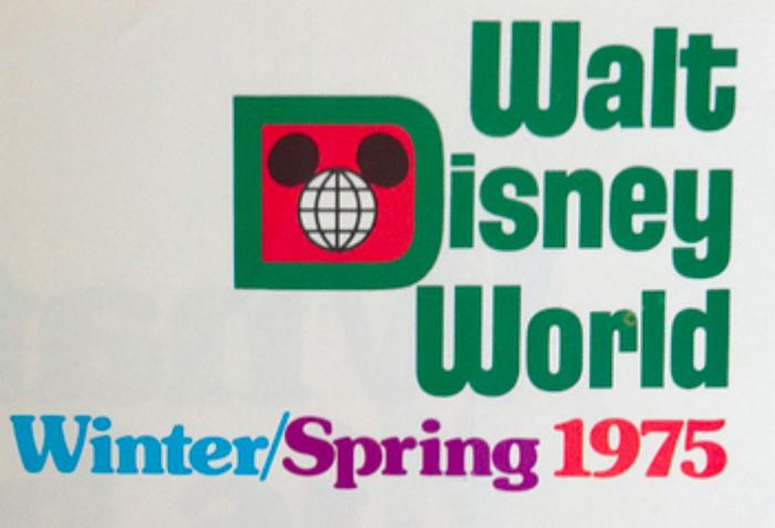 Walt Disney World 1975
