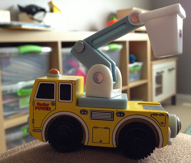 Thomas The Tank Engine Cherry Picker