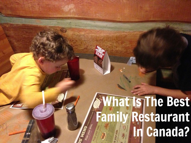 Is Montana's The Best Family Restaurant In Canada? Do They Care?