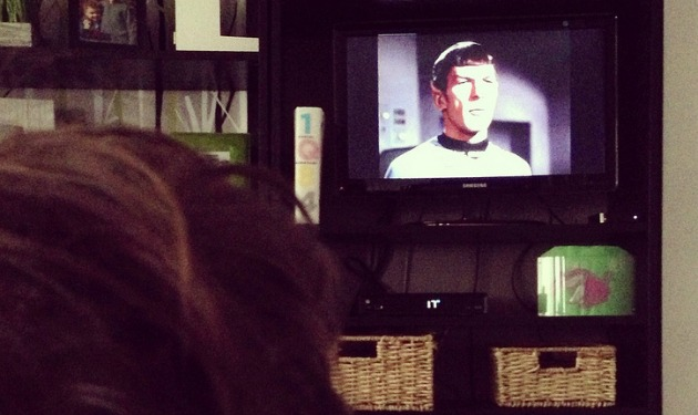 Daddy, What's Star Trek?