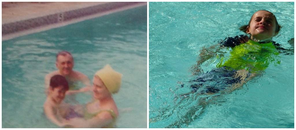 swimming at disney