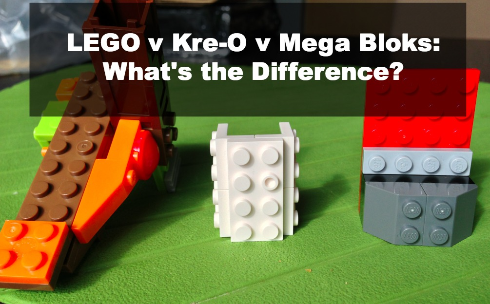 Lego Copycats: How Do They Stack Up?