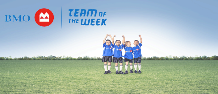 Vote For the BMO Team Of The Week