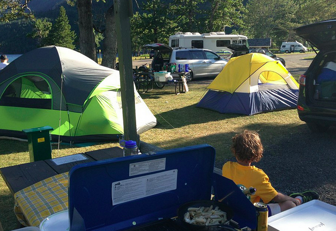 How To Handle Noisy Campers: Get Your Kid To Quiet Them Down