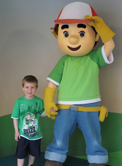 Would You Hire A Manny To Look After Your Kids?