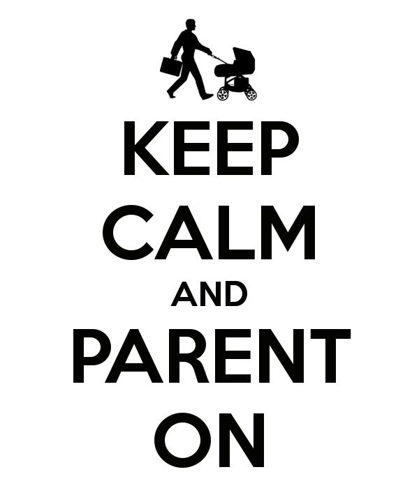 New Parenting Trend: CTFD