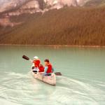 lake louise, 1984