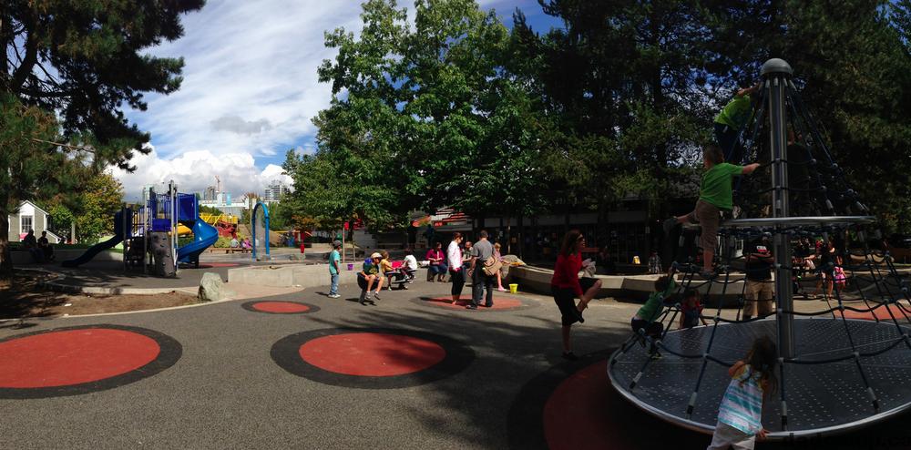 park at granville island