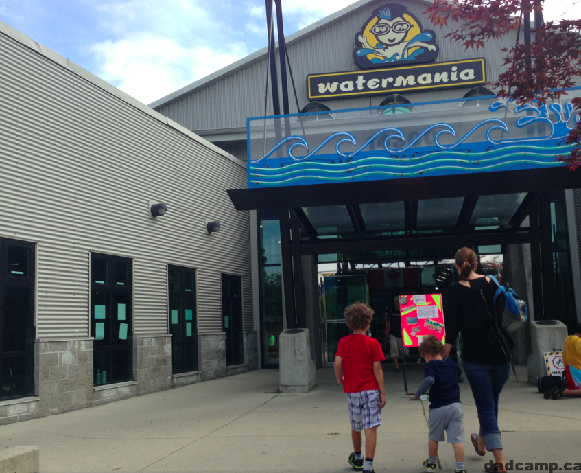 watermania in richmond