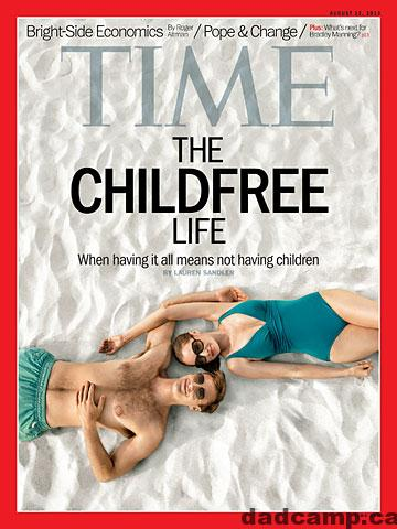 reliving the child free life