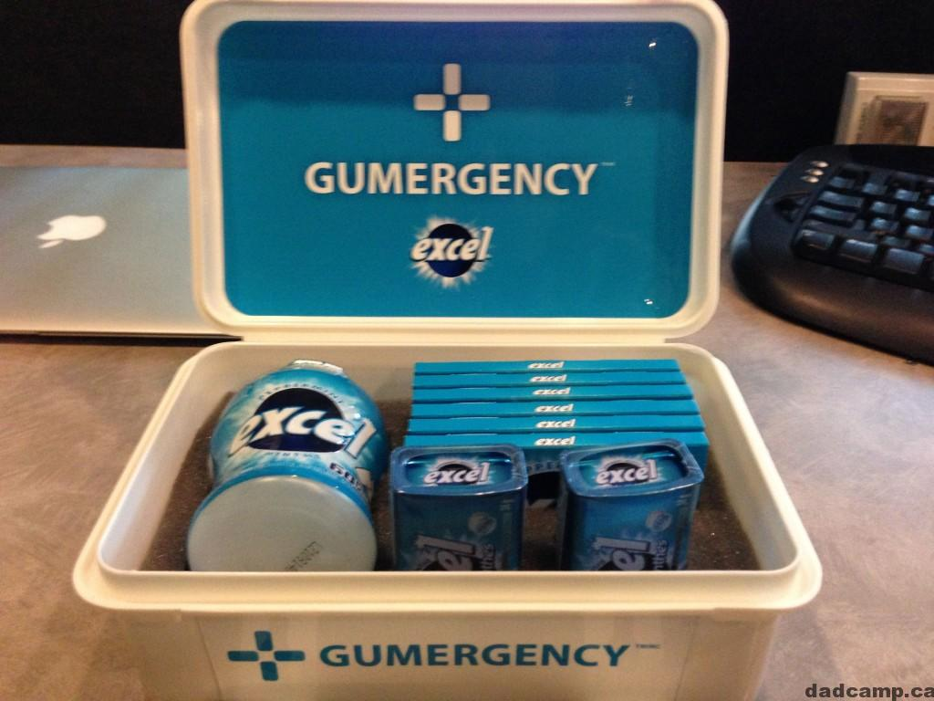 what's your gumergency