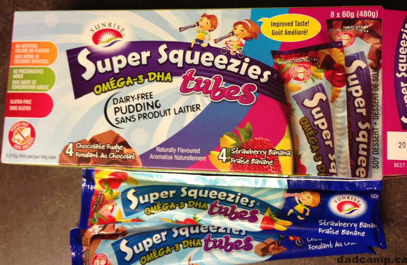 sunrise soya super squeezies