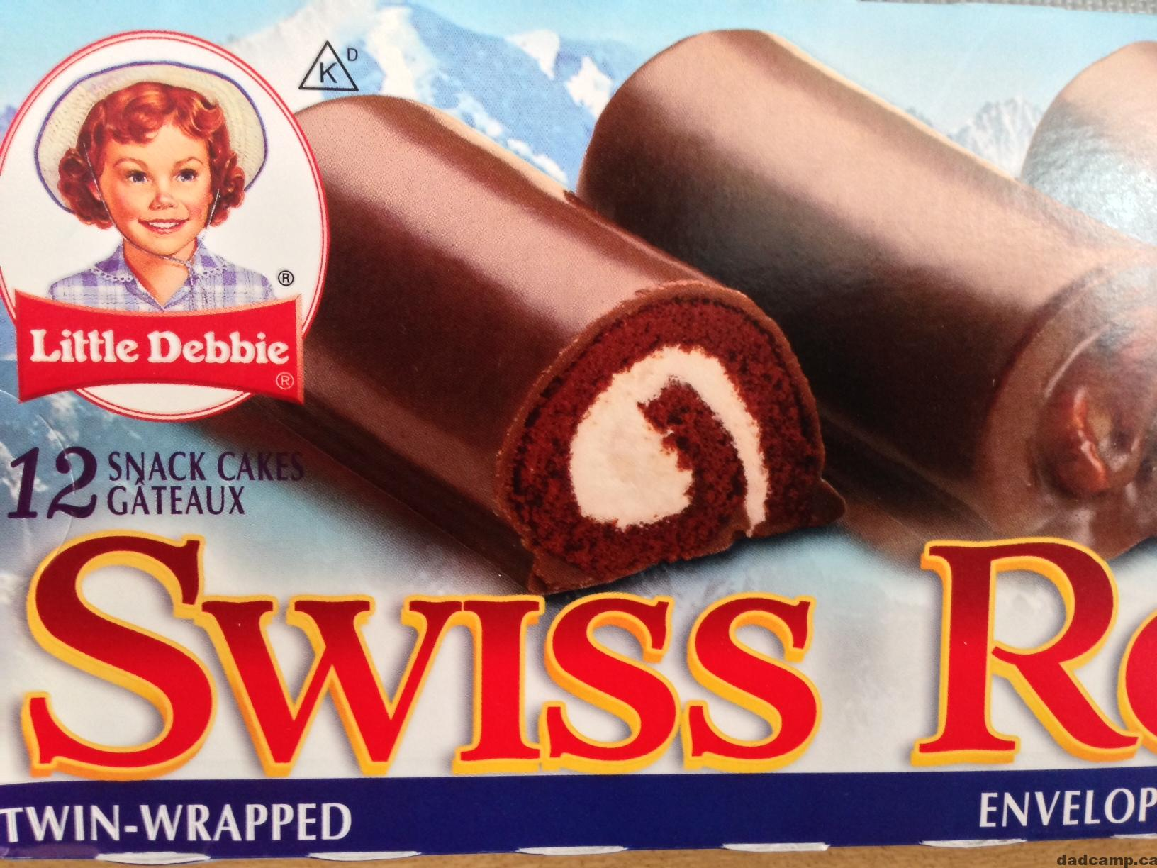 A Sweet Swiss Rolls Treat To Give Your Kids