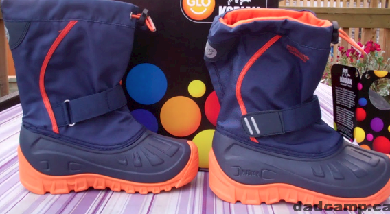 REVIEW: Kodiak Glo Boots