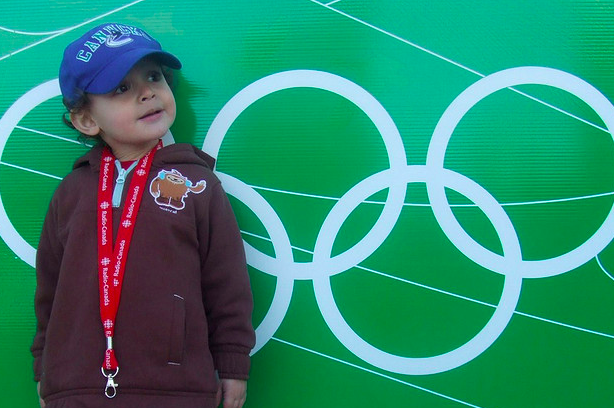 THE ONE WHERE I WANT MY SON TO PURSUE MY OLYMPIC DREAMS