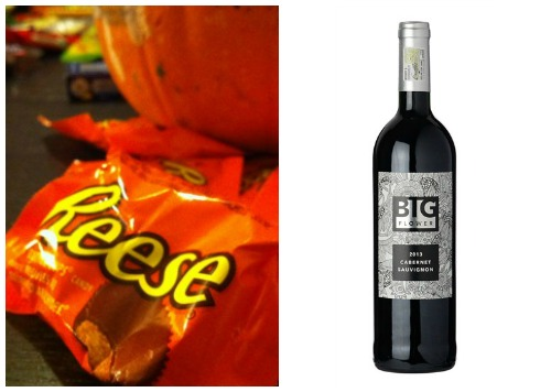 Peanut Butter Cups and Cab