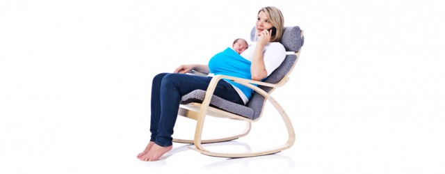 Sleep Belt Helps Moms Have Hands Free Snuggling
