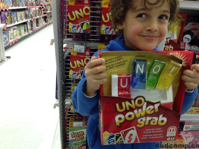 uno power
