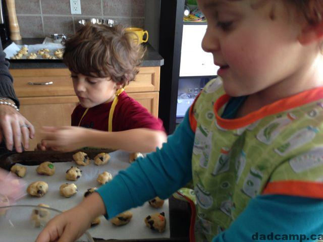 Kid Friendly Chocolate Chip Cookie Recipe