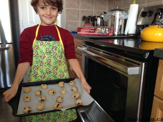 Easy Chocolate Chip Cookie Recipe For Kids