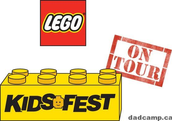 LEGO KidsFest Coming To Calgary In May, 2014