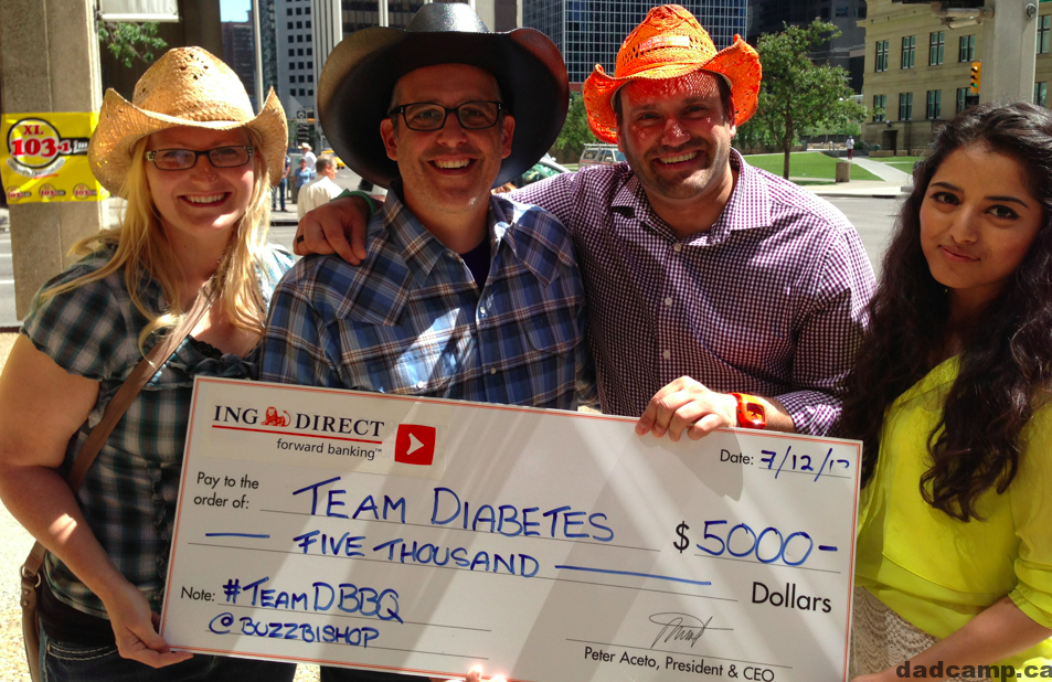 Brands Supporting Team Diabetes