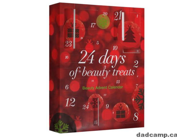 Beauty Treats Advent Calendar