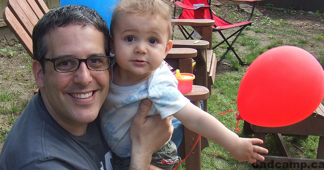 How Rookie Dads Can Be Involved Dads