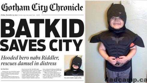 #SFBatkid Saves City