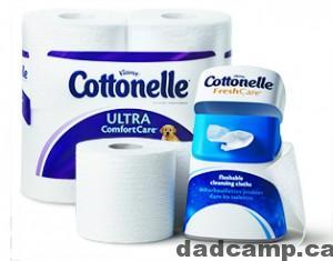 Cottonelle Let's Talk Bums