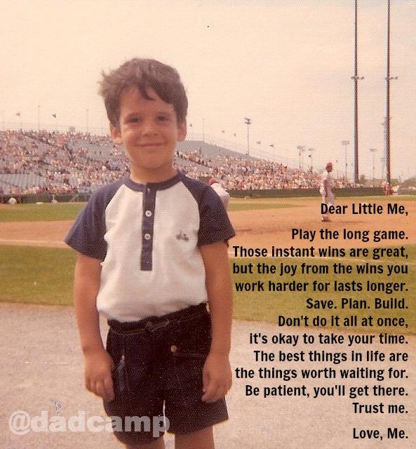 Throwback Thursday: Dear Little Me