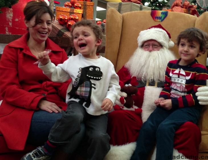 Santa Claus Charlie Zacharie