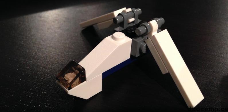 2013 Star Wars LEGO Advent Calendar - Dropship