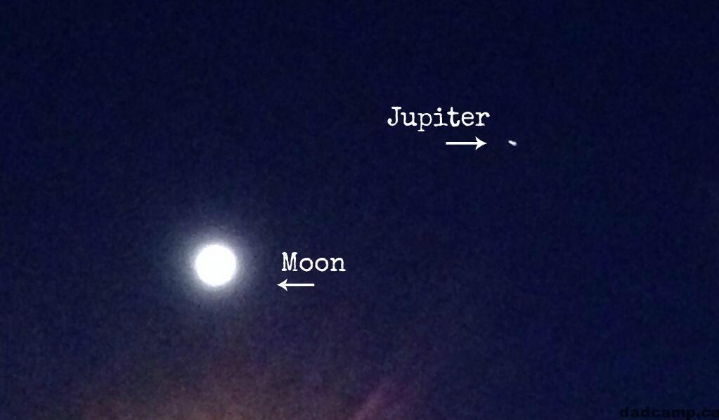 Mouse Goes To Jupiter