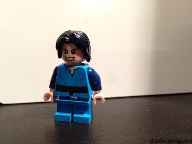 Star Wars LEGO Advent Calendar Boba Fett