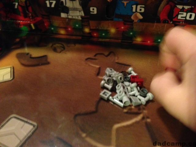 2013 Star Wars LEGO Advent Calendar - AT-TE