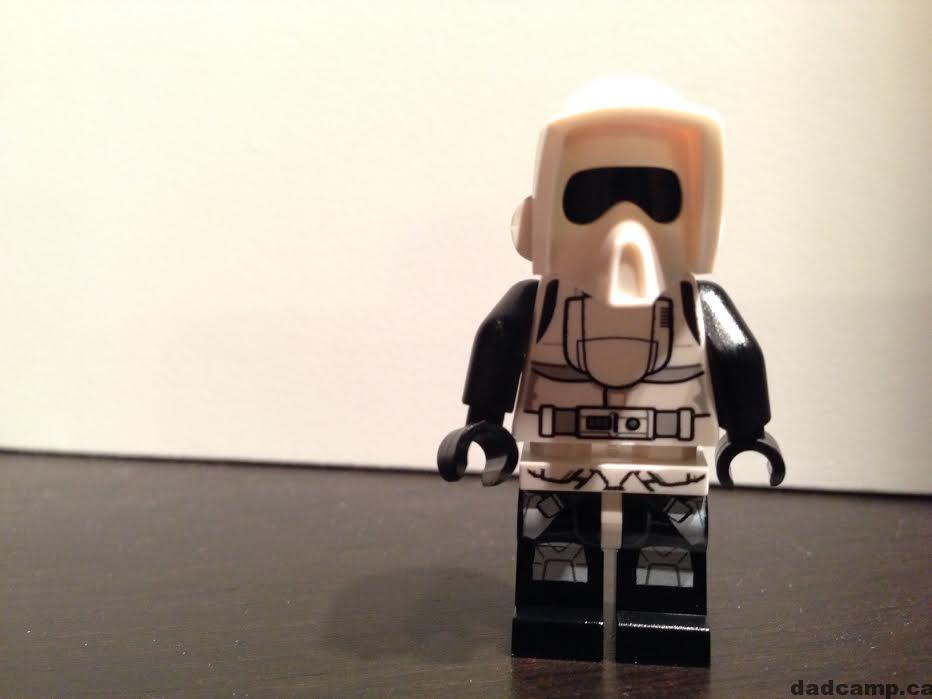 Star Wars Advent Calendar: Scout Trooper