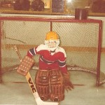 Buzz Bishop, Goalie in 1979