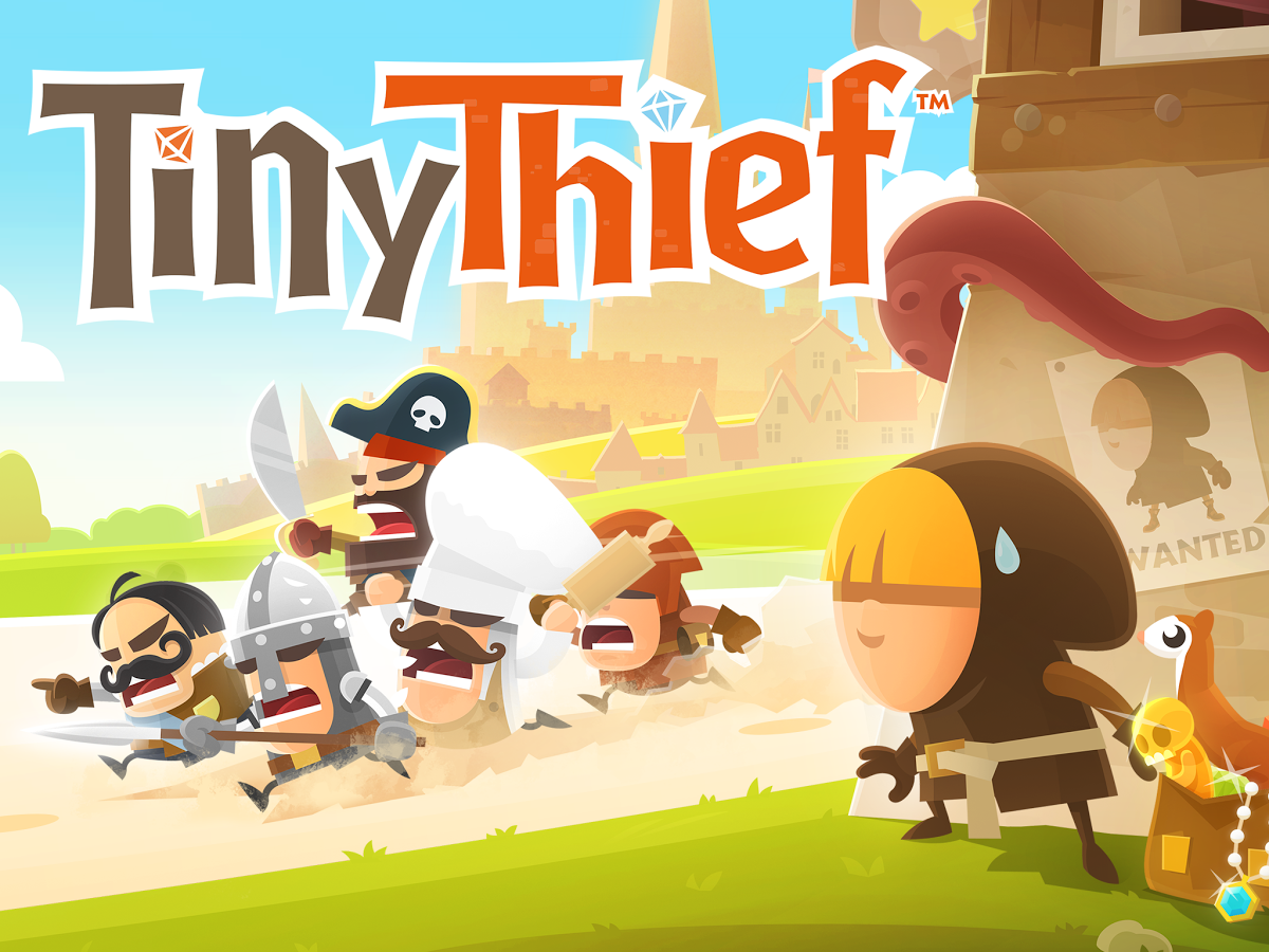 Apps For Kids: Tiny Thief