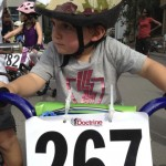 August 10 - Getting ready for a big bike race